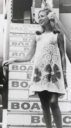 Vintage Paper Dresses